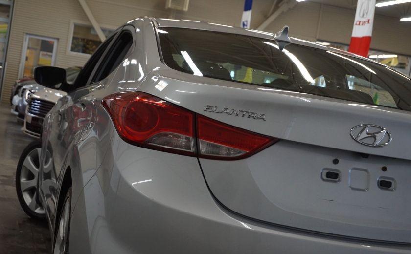 2011 Hyundai Elantra Limited (toit-cuir-navi) #32