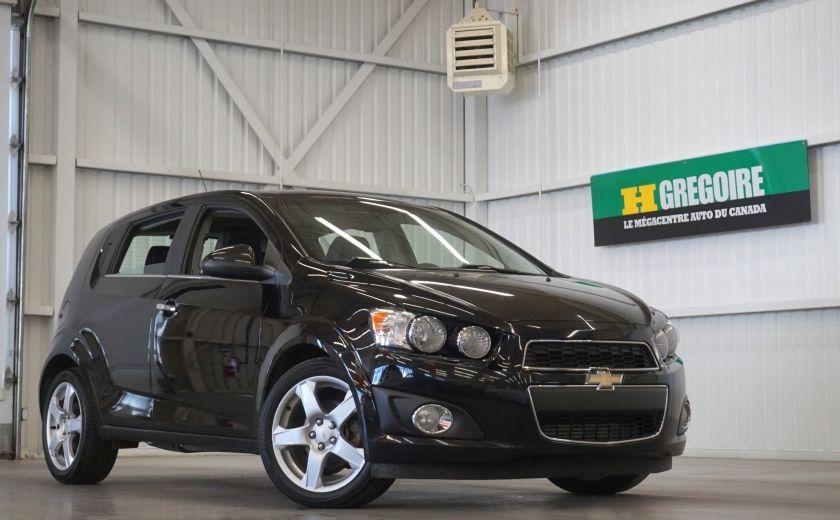 2012 Chevrolet Sonic LTZ (cuir-toit ouvrant) #0
