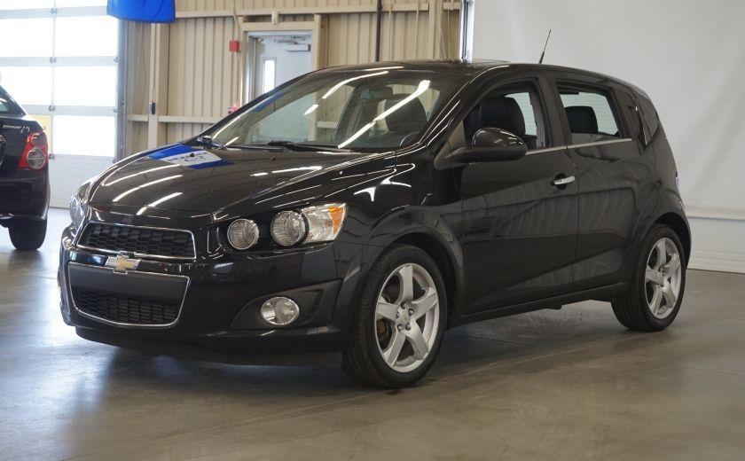 2012 Chevrolet Sonic LTZ (cuir-toit ouvrant) #2
