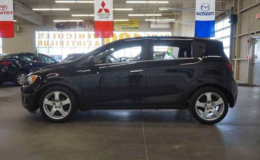 2012 Chevrolet Sonic LTZ (cuir-toit ouvrant) #3