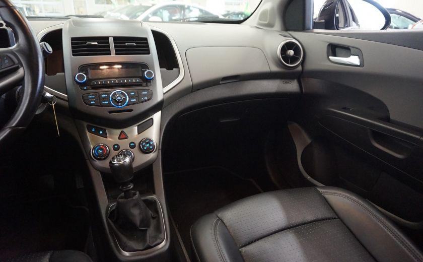 2012 Chevrolet Sonic LTZ (cuir-toit ouvrant) #9