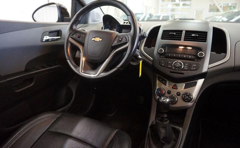 2012 Chevrolet Sonic LTZ (cuir-toit ouvrant) #10