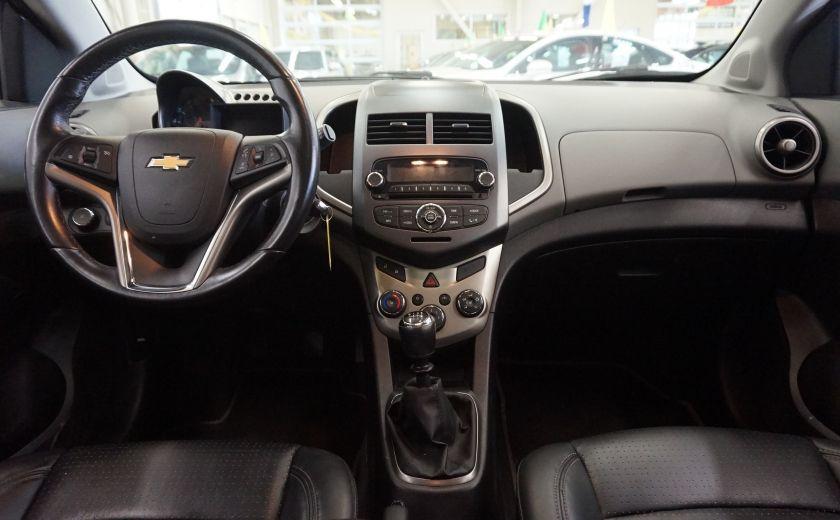 2012 Chevrolet Sonic LTZ (cuir-toit ouvrant) #11