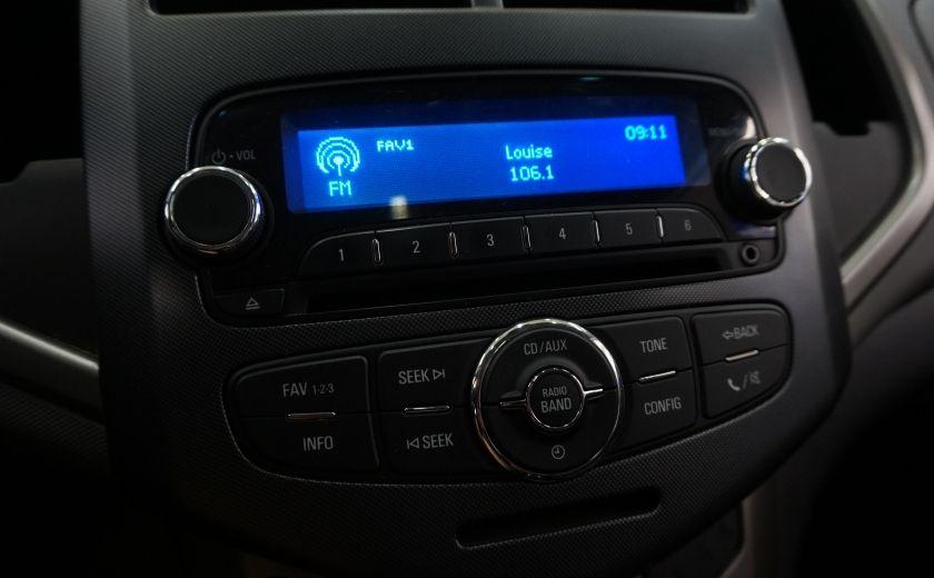 2012 Chevrolet Sonic LTZ (cuir-toit ouvrant) #15