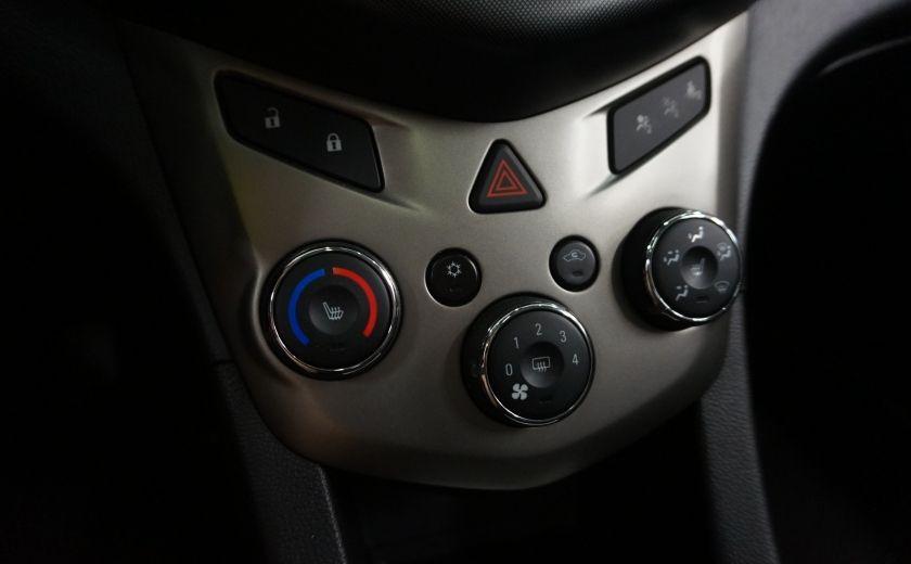 2012 Chevrolet Sonic LTZ (cuir-toit ouvrant) #16