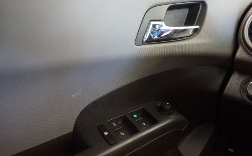 2012 Chevrolet Sonic LTZ (cuir-toit ouvrant) #18