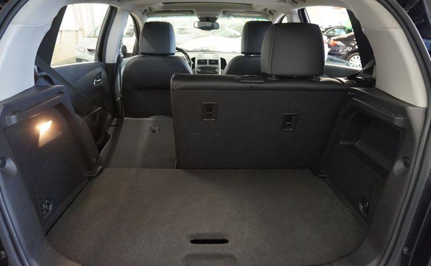 2012 Chevrolet Sonic LTZ (cuir-toit ouvrant) #24