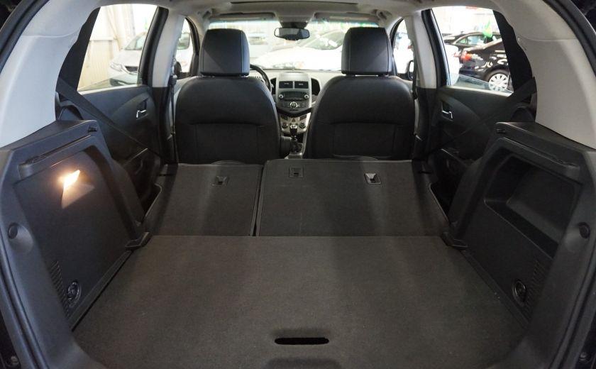 2012 Chevrolet Sonic LTZ (cuir-toit ouvrant) #25