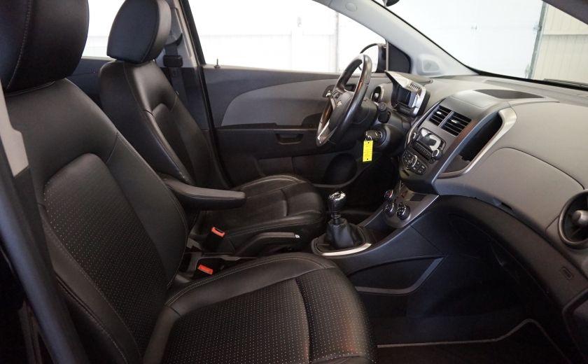 2012 Chevrolet Sonic LTZ (cuir-toit ouvrant) #27