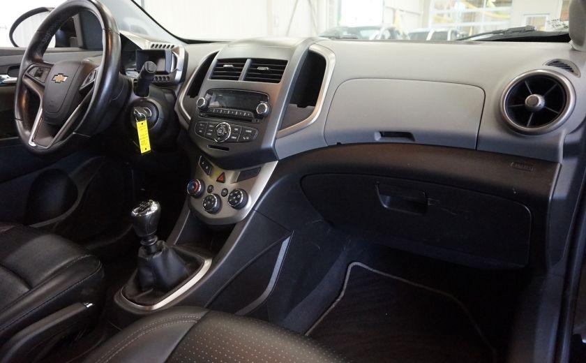 2012 Chevrolet Sonic LTZ (cuir-toit ouvrant) #28