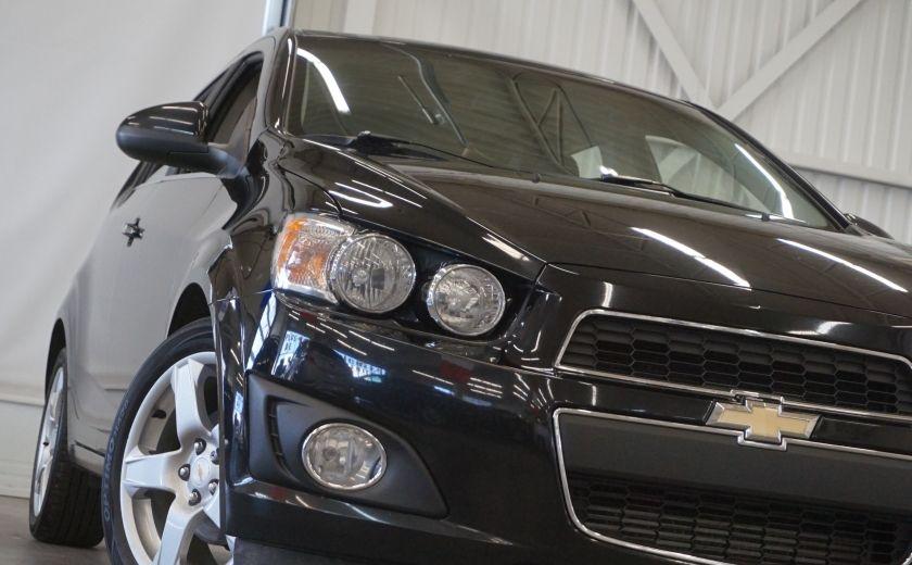 2012 Chevrolet Sonic LTZ (cuir-toit ouvrant) #30