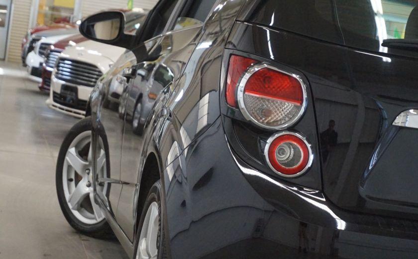 2012 Chevrolet Sonic LTZ (cuir-toit ouvrant) #32