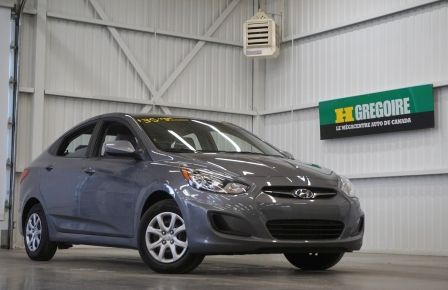 2014 Hyundai Accent L in Drummondville