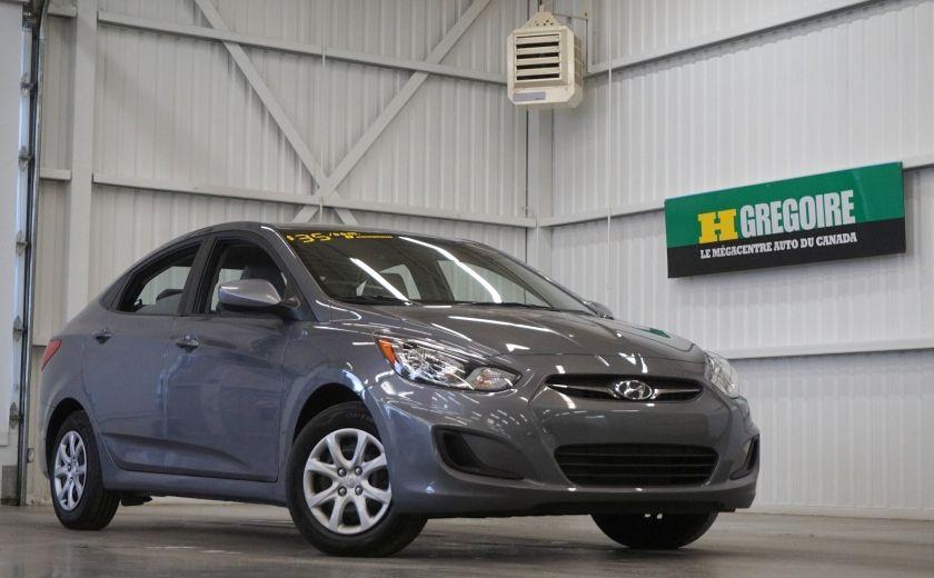 2014 Hyundai Accent L #0