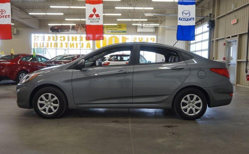 2014 Hyundai Accent L #3