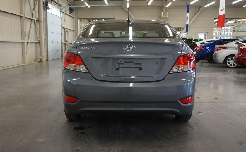 2014 Hyundai Accent L #5