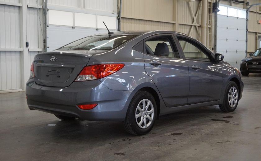 2014 Hyundai Accent L #6
