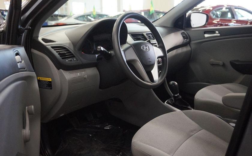 2014 Hyundai Accent L #8