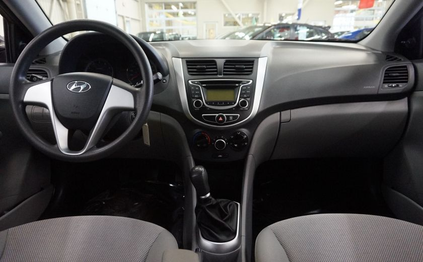 2014 Hyundai Accent L #10