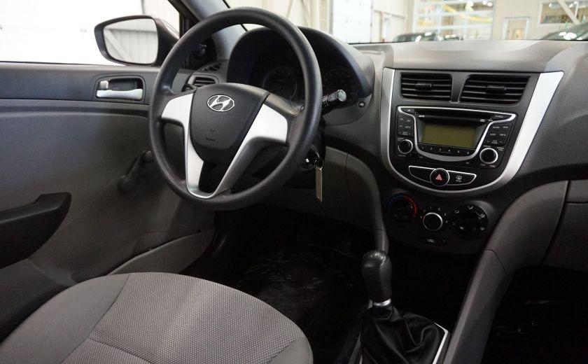2014 Hyundai Accent L #11