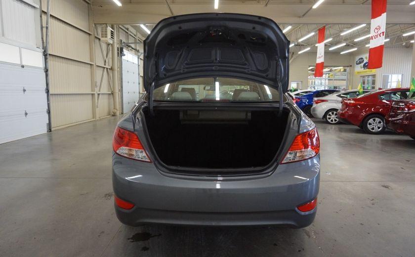 2014 Hyundai Accent L #18