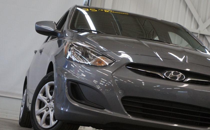 2014 Hyundai Accent L #24