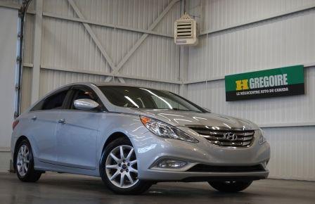 2013 Hyundai Sonata Limited (cuir) in Sherbrooke