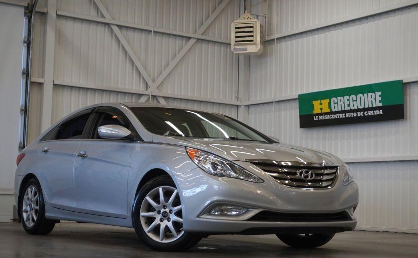 2013 Hyundai Sonata Limited (cuir) #0