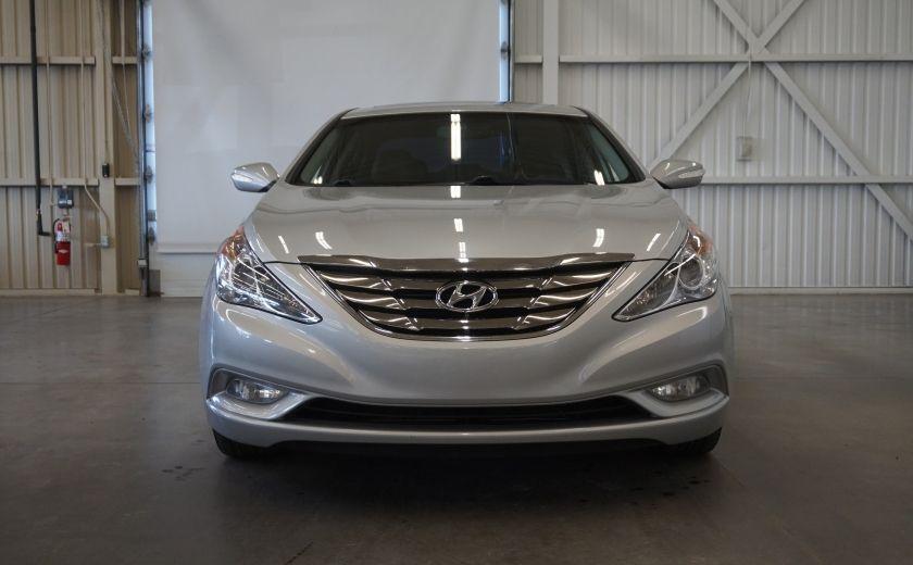 2013 Hyundai Sonata Limited (cuir) #1