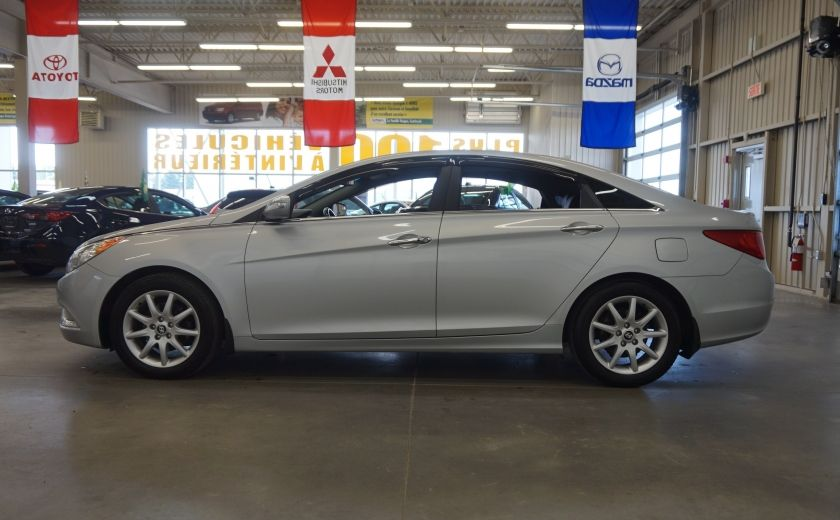 2013 Hyundai Sonata Limited (cuir) #3