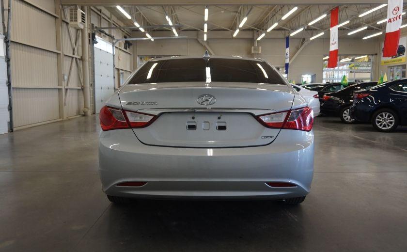 2013 Hyundai Sonata Limited (cuir) #5