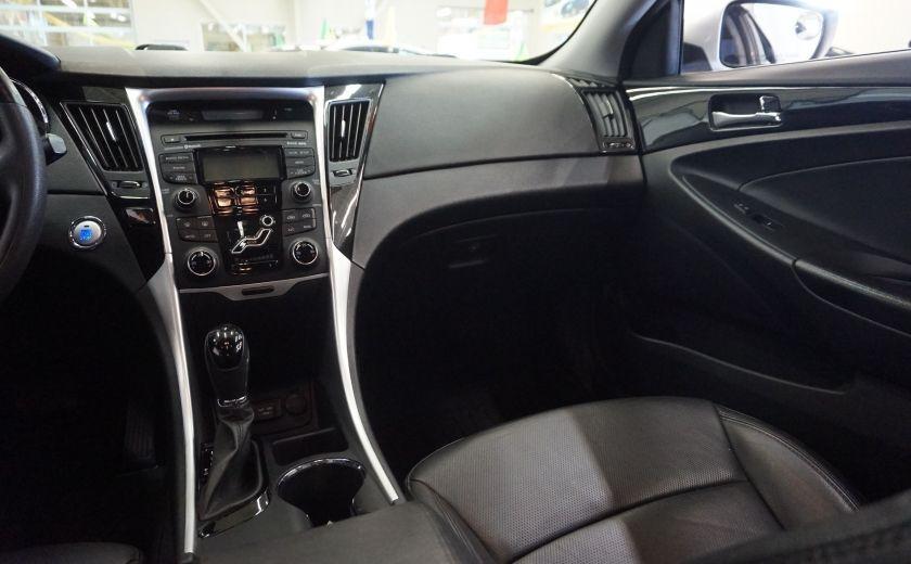 2013 Hyundai Sonata Limited (cuir) #9
