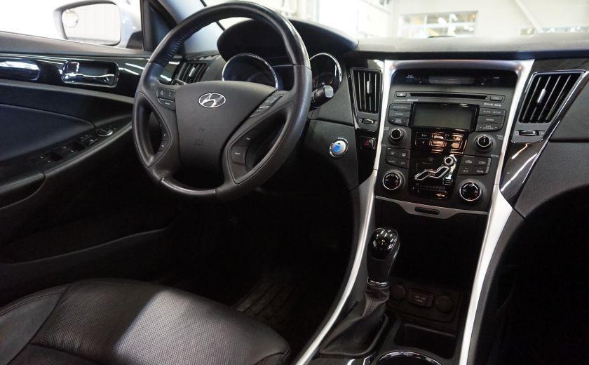 2013 Hyundai Sonata Limited (cuir) #10