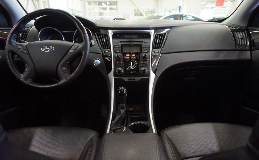 2013 Hyundai Sonata Limited (cuir) #11