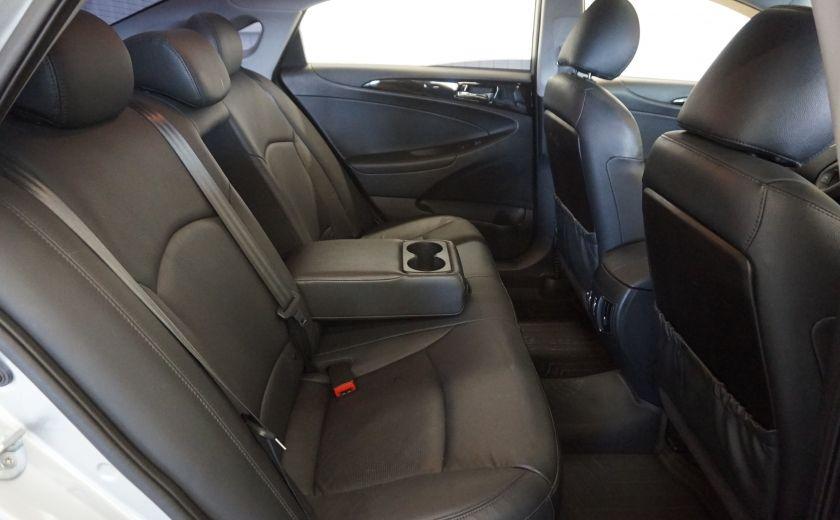2013 Hyundai Sonata Limited (cuir) #26