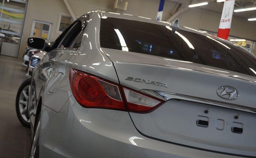 2013 Hyundai Sonata Limited (cuir) #33