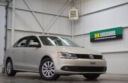 2011 Volkswagen Jetta Comfortline (toit ouvrant) in Drummondville