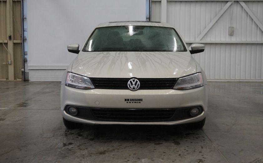 2011 Volkswagen Jetta Comfortline (toit ouvrant) #1