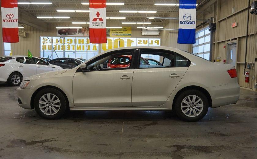 2011 Volkswagen Jetta Comfortline (toit ouvrant) #3