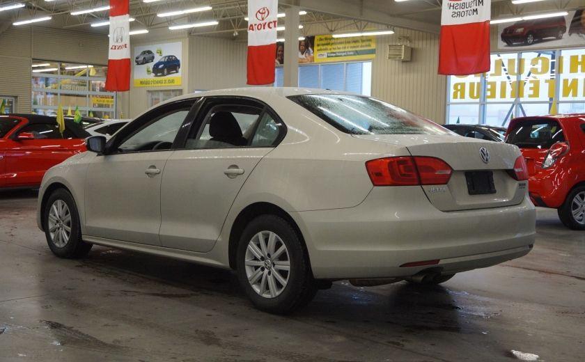 2011 Volkswagen Jetta Comfortline (toit ouvrant) #4