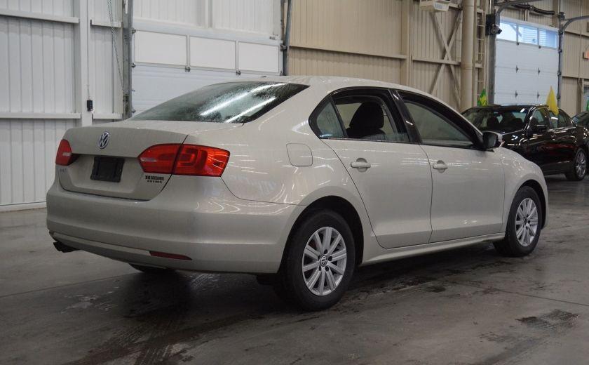2011 Volkswagen Jetta Comfortline (toit ouvrant) #6