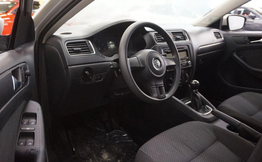 2011 Volkswagen Jetta Comfortline (toit ouvrant) #9