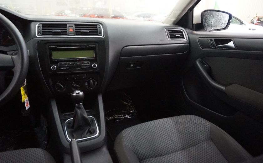 2011 Volkswagen Jetta Comfortline (toit ouvrant) #10