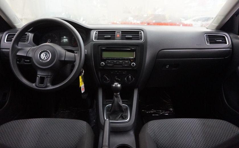 2011 Volkswagen Jetta Comfortline (toit ouvrant) #11