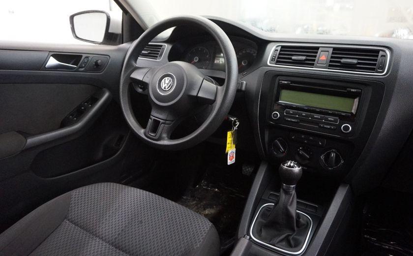 2011 Volkswagen Jetta Comfortline (toit ouvrant) #12