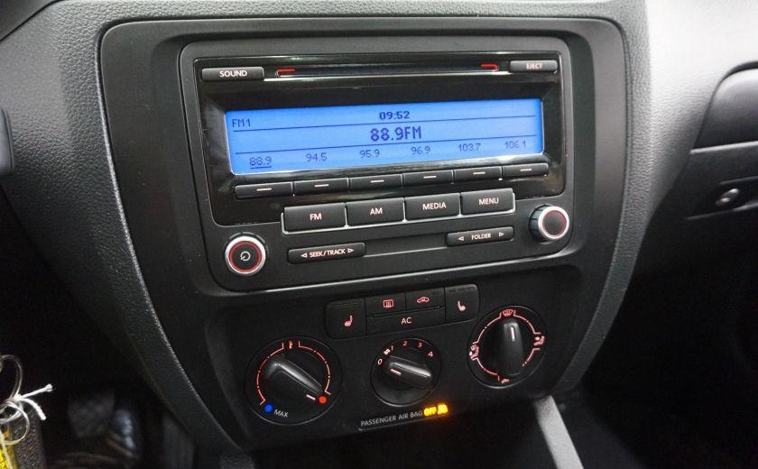 2011 Volkswagen Jetta Comfortline (toit ouvrant) #14
