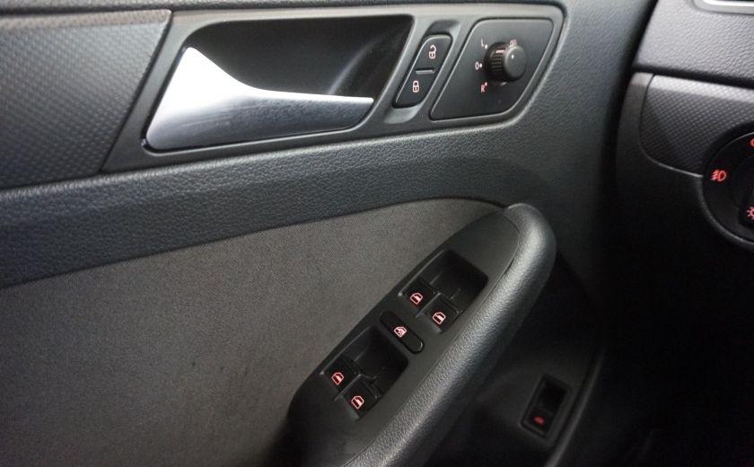 2011 Volkswagen Jetta Comfortline (toit ouvrant) #15