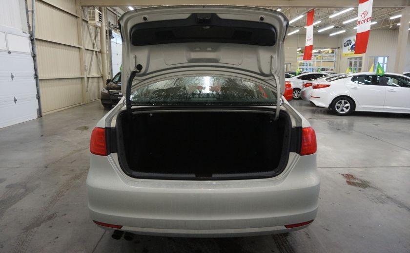 2011 Volkswagen Jetta Comfortline (toit ouvrant) #19