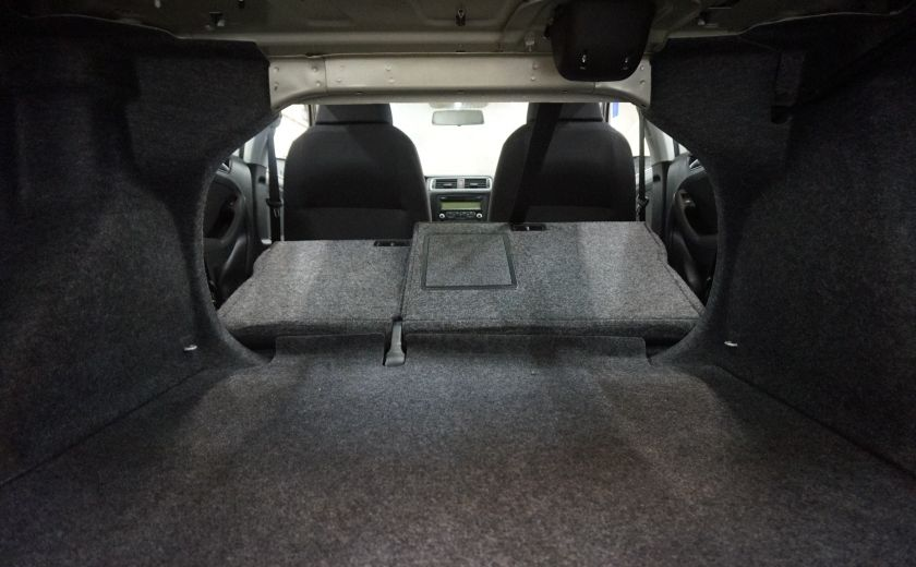 2011 Volkswagen Jetta Comfortline (toit ouvrant) #21