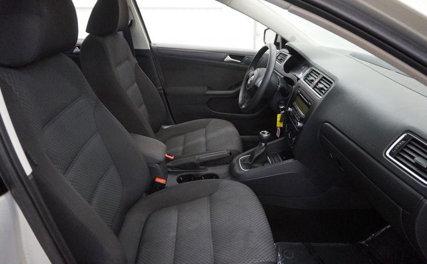 2011 Volkswagen Jetta Comfortline (toit ouvrant) #23